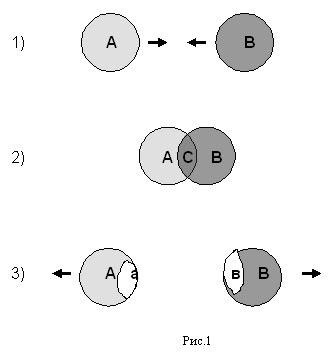 Рис. 1: Аспекты частного бытия относительно автономных природных образований
